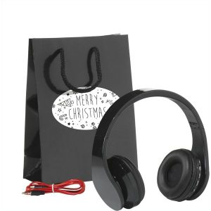 Bluetooth Headset Gift Set-Merry Christmas- MCK Promotions