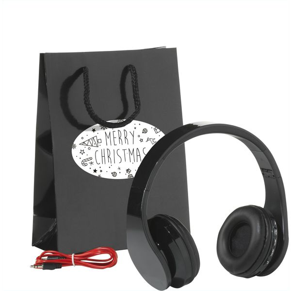 Bluetooth Headset Gift Set Merry Christmas Mck Promotions Branded Promotional Gift Supplier