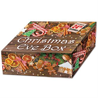 Christmas Eve box (brown)- MCK Promotions