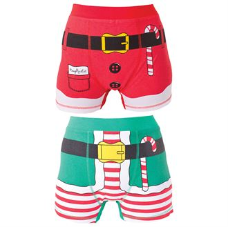 Christmas boxer shorts - MCK Promotions
