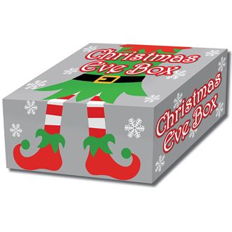 Christmas eve box ( silver)MCK Promotions
