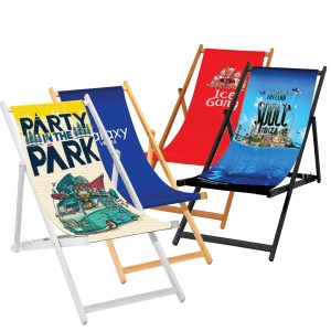 Full Size Deck Chair- MCK Promotions