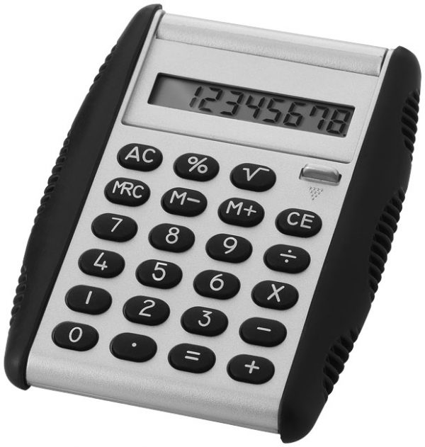 Magic Calculator with logo