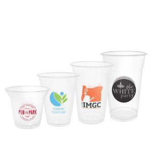 PLA Plastic Cups- MCK Promotions