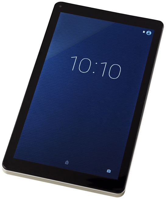 Prixton 1700Q tablet Android, grey- MCK Promotions
