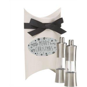 Salt & Pepper Gift Set-Merry Christmas- MCK Promotions