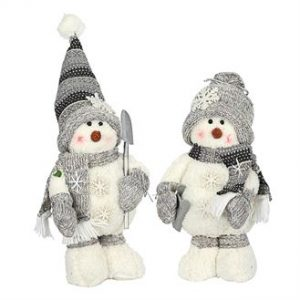 Standing snowman - MCK Promotions