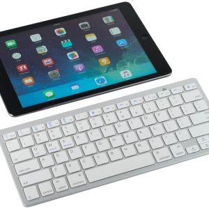 Traveler Bluetooth® keyboard, white- MCK Promotions