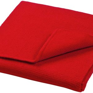 Columbus scarf, red - Mck Promotions
