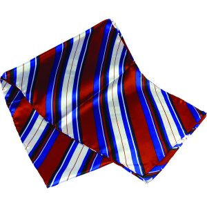 Printed Polyester Scarf (Square)- MCK Promotions