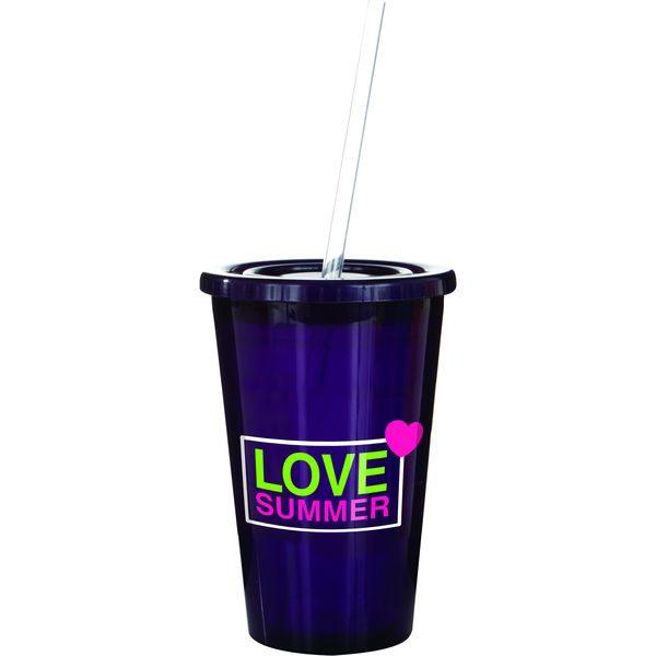 Stadium Cup (purple)- MCK Promotions