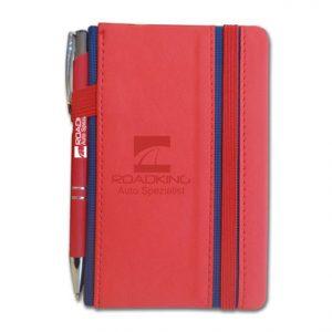 Wilde Notebook & Pen- MCK Promotions