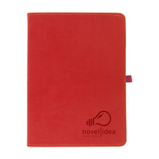 Yeats Soft Touch Notepad - MCK Promotions