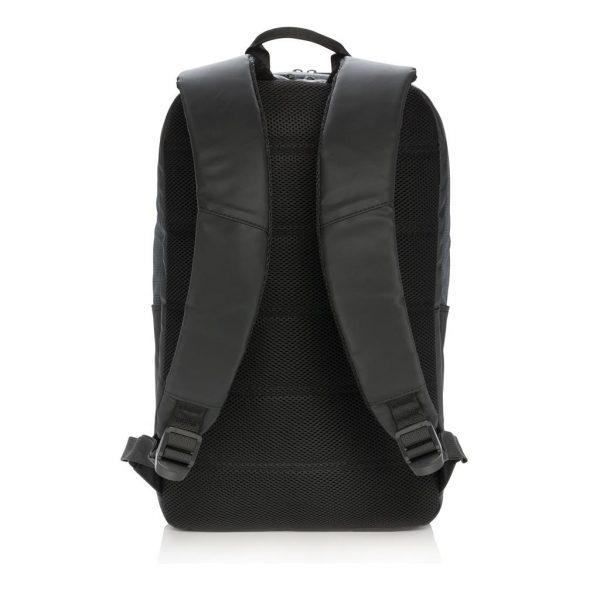 Eclipse solar backpack, (back). MCK Promotions