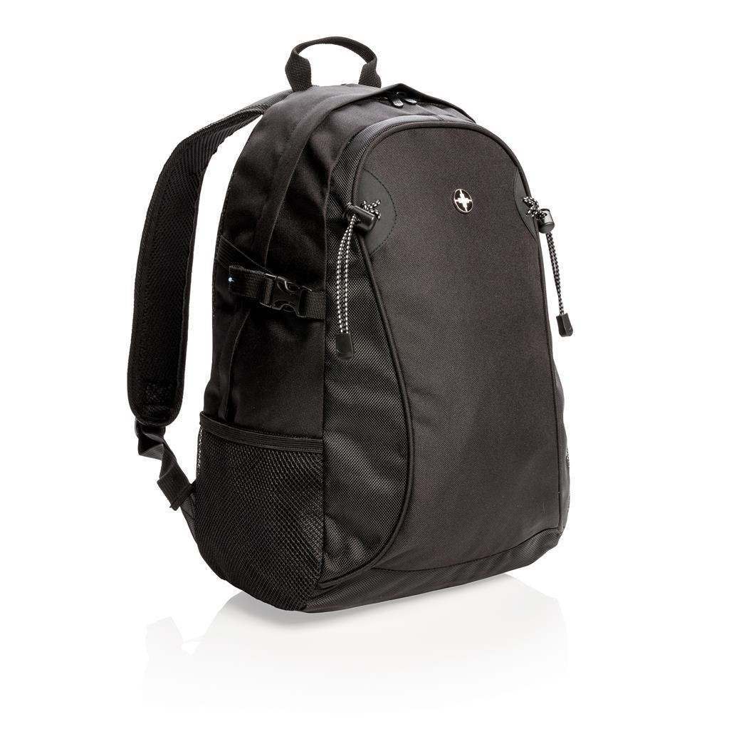 Swiss Peak Backpack Mck Promotions Branded Promotional