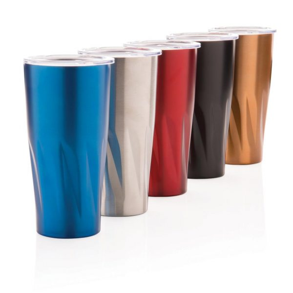 Copper vacuum insulated tumbler- MCK Promotions