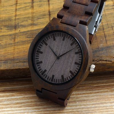 ECO-WOOD WATCH- MCK PROMOTIONS