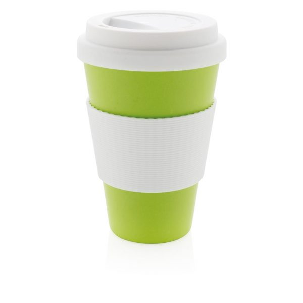 ECO bamboo fibre cup 430ml- MCK Promotions