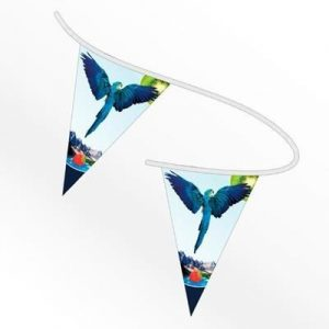EVENT POLYESTER BUNTING- MCK PROMOTIONS