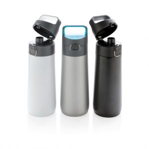 Hydrate leak proof lockable vacuum bottle- MCK Promotions