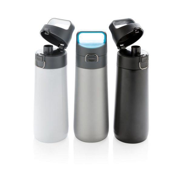 Hydrate leak proof lockable vacuum bottle- MCK Promotions