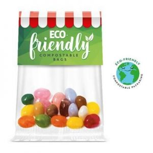 JELLY BEAN FACTORY BEANS in Eco Bag- MCK Promotions