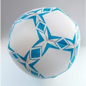 MINI SIZE 0 SOFT COTTON FILLED FOOTBALL in PVC- MCK PROMOTIONS
