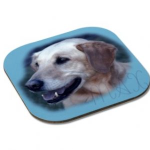 PERSONALISED COASTER- MCK PROMOTIONS