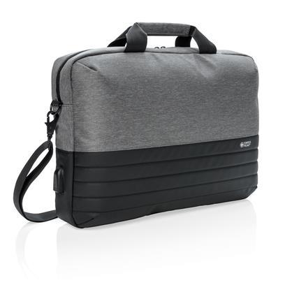 Swiss Peak RFID 15inch laptop bag- MCK Promotions