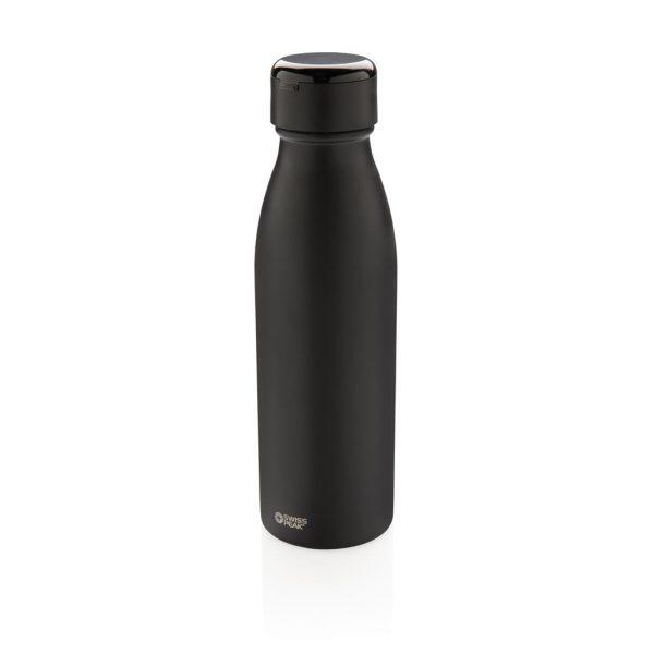 Swiss-Peak-Vacuum-Bottle-With-Mini-True-Wireless-Earbuds- MCK Promotions