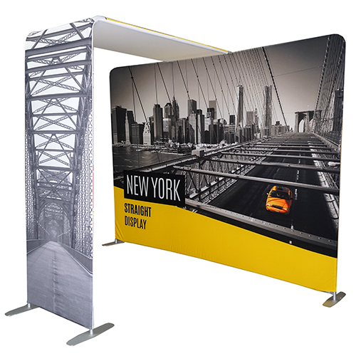 MCK Fabric Banner Stand V2