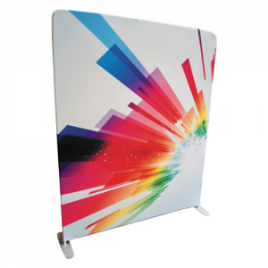 MCK Fabric Banner Stand graphic