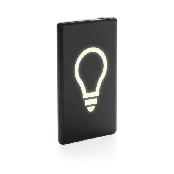 4,000 Light Up Powerbank - MCK Promotions