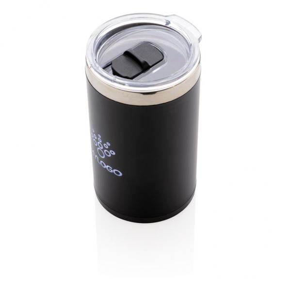 Light up logo coffee mug - MCK Promotions