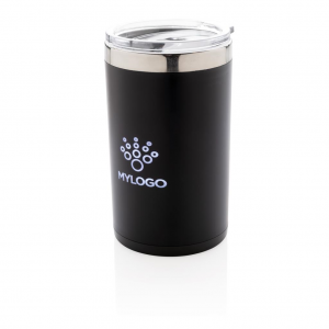 Light up logo coffee mug - MCK Promotions