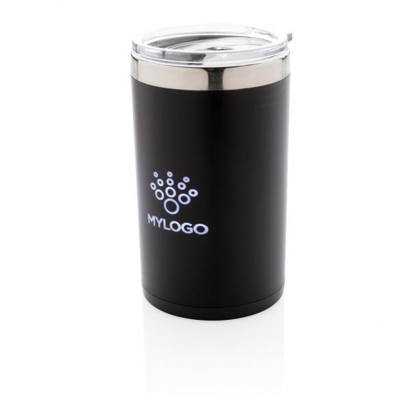 Light up logo coffee mug - MCK Promotions P991.521