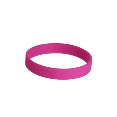 Silicon event bracelets Plain silicone wristbands are perfect, low cost identification band for school lunches, sports days and activities and events. Our silicone wristbands are ethically produced from 100% soft silicone and are reusable. Available in a verity of colours Minimum Quantity: 1600.