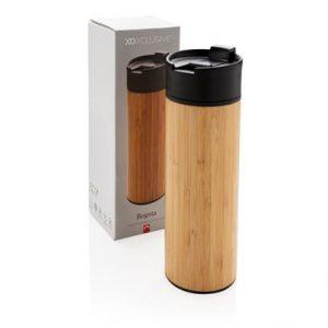 Bamboo Coffee Mug - MCK Promotions