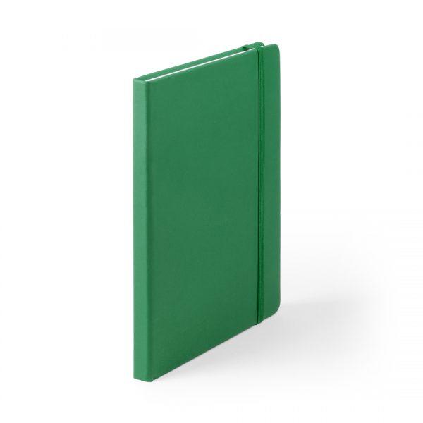Tomerin Notebook Green