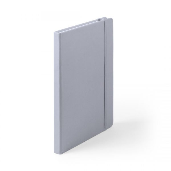 Tomerin Notebook Silver