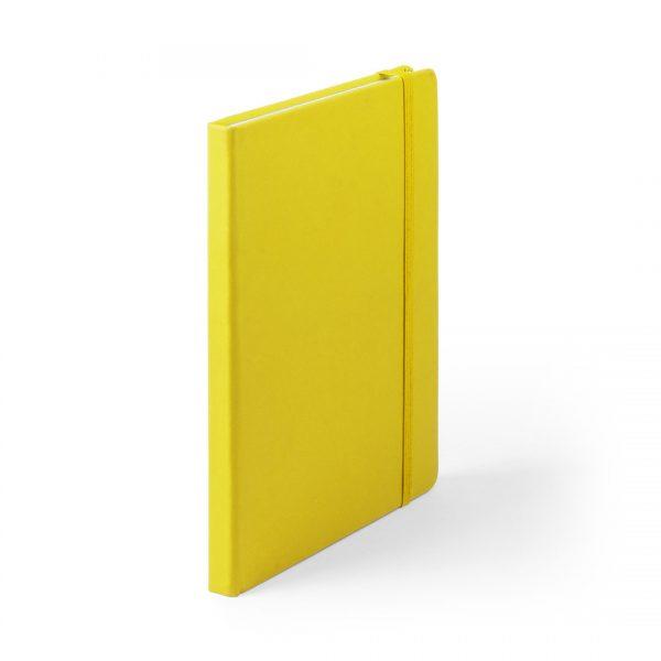 Tomerin Notebook Yellow