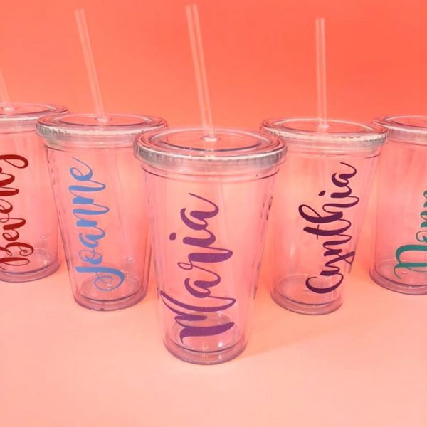 Personalised Group Tumbler _ Tomerin Gifts