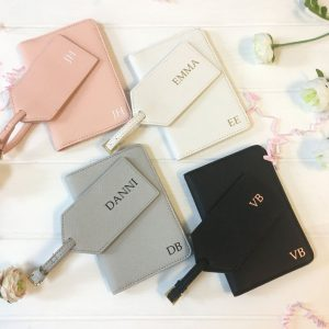 Printed Passport Cover _ Tomerin Gifts